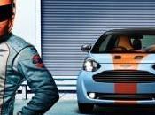 Nouvelles images l'Aston Martin Cygnet