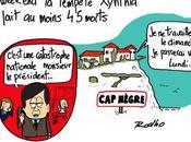 Sondages vraies raisons chute Sarkozy