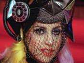 Lady Gaga Jonathan Ross Show (London)