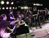 Concert jazzfusion groupe estonien PHLOX