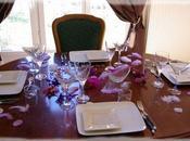 table avec Anivaisselle