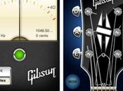 Gibson: l'application iPhone