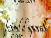 Festival d'aquarelle Wassy (Haute-Marne)