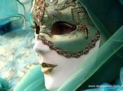 "masques Carnaval Venise: vert Véronèse bleu vénitien"""