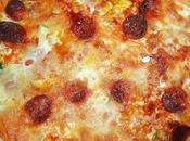 Tarte courgettes,chorizo, thon