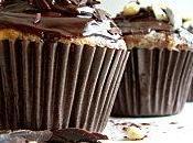 Cupcakes Marbrés Chocolat Noir Blanc