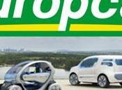 Europcar signe nouvel accord avec Renault
