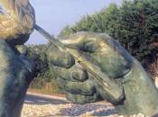 Jean-Luc Plé, artiste ronds-points pollueur visuel