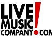 Livemusiccompany.com place musique vivante