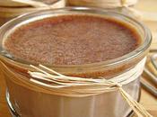 Petits pots crème chocolat caramel