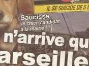Marseille PACA, Dimanche, Président sursis