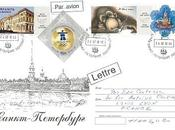 """Lettres """"olympiques"""" Russie Croatie"""