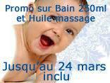 Offre gamme Bébé jusqu'au mars 2010 inclus