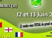 Futsal Bruguières liste équipes retenues pour tournoi connues