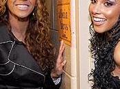 Alicia Keys Elle fait voler vedette Beyonce