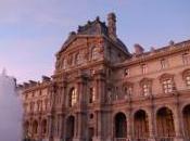 Inauguration d'un plafond peint Twombly Louvre
