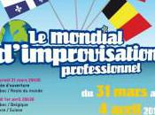 Strasbourg, s'improvise mars avril…