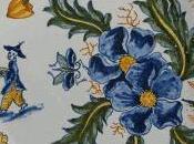 Chinoiseries faïences françaises XVIIIe siècle.