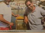Jean Reno Sarko dans même bateau.