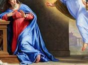 mars Fête l'Annonciation union prières avec enfants monde