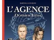 L'Agence Dossier Léda (Tome