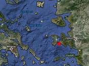 Côte Ouest Turquie frappée cinq séismes magnitude moyenne moins d'une heure.