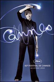 Festival Cannes 2010 L'affiche officielle