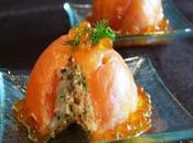 Dome saumon fume fromage frais
