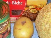 Pave biches, puree celeri, poelee cepes-marrons