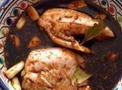 poulet soja vinaigre cidre marie-élisabeth