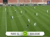 Mateja Kezman, joueur mieux noté PSG-Boulogne