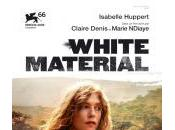 White material Claire Denis