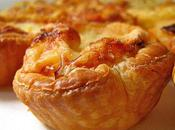 Quichettes fromages (apero)