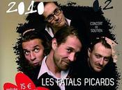 Fatals Picards concert dans Loiret