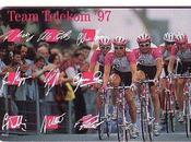 Télécartes cyclisme Deutsche Telekom