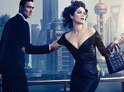 ✈Marion Cotillard Lady Blue Dior Shanghai