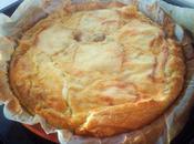 Quiche raclette