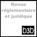 Revue réglementaire juridique