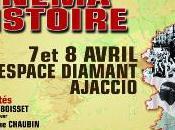 "Rencontres ""Cinéma Histoire"" Corse Avril prochains."