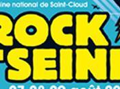 Rock Seine 2010 Programme