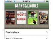 Barnes Noble soumis Apple pour application iPad