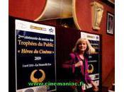 """Héros cinéma 2009, français populaire réuni Nouvelle Eve"""" Paris"""