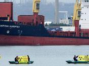 Déchets nucléaires malgré référé, Greenpeace continue demander l'arrêt immédiat exportations vers Russie