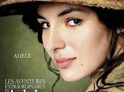"""""""Les aventures extraordinaires d'Adèle Blanc-Sec"""" personnages."""