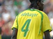 Togo Emmanuel Adebayor stop