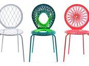 Collection Stretch, chaises Jessica Carnevale