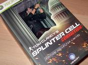 [Arrivage] Splinter Cell Conviction Edition Collector