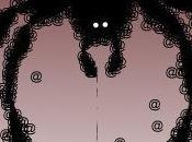 Droits d'auteurs numérique pris dans toile l'araignée
