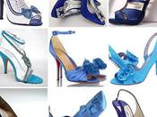 chaussures mariage bleues Oui, veux