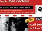 """Voix Humaine"""" d'après Jean Cocteau débute soir Fabrique théâtre Bastia."""